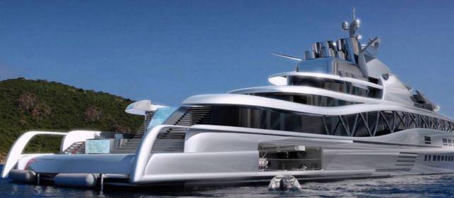 Fincantieri 145m Fortissimo superyacht (7)