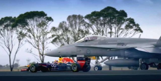 Formula 1 vs All Others