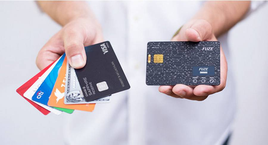 Fuze Card- your entire Wallet in One Card