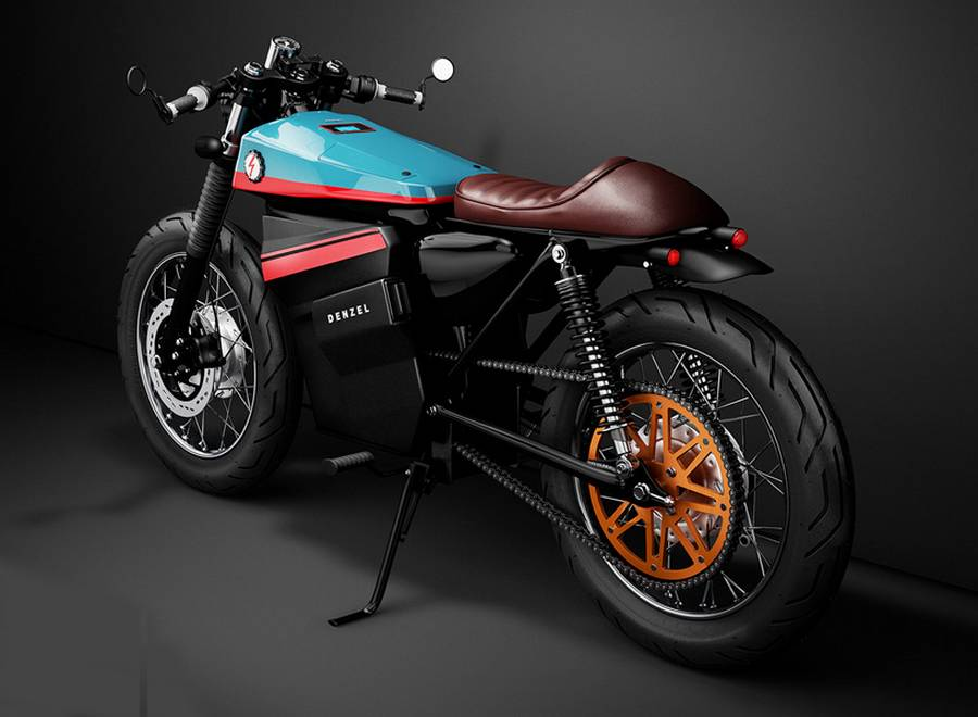 Honda Electric Cafe Racer 1 concept (5)