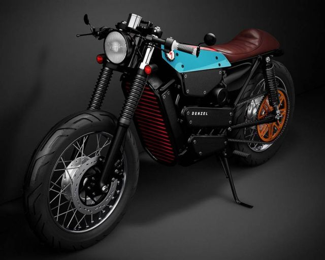 Honda Electric Cafe Racer 1 concept (3)
