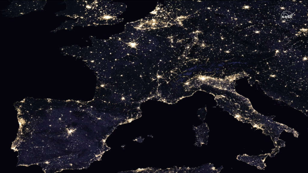 LEDs has made Light Pollution worse