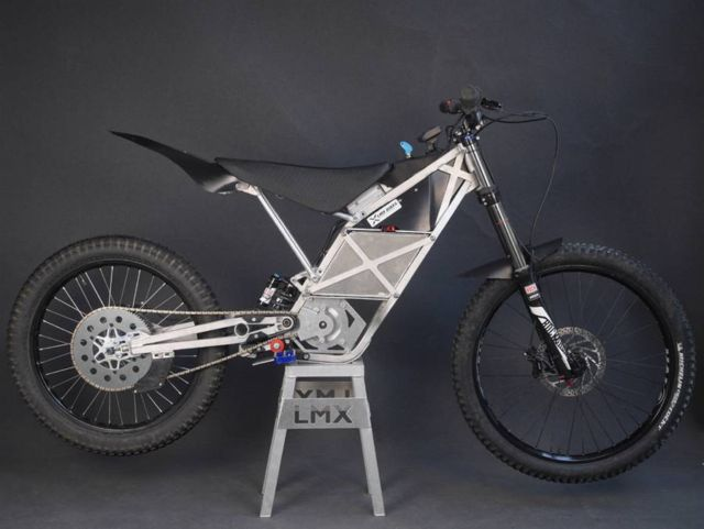 LMX 161 world's lightest freeride motorcycle (1)