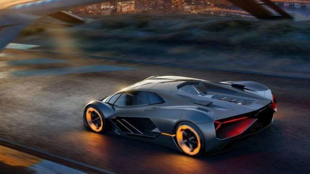 Lamborghini Terzo Millennio EV supercar concept (7)