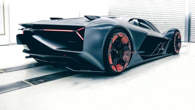 Lamborghini Terzo Millennio EV supercar concept (5)