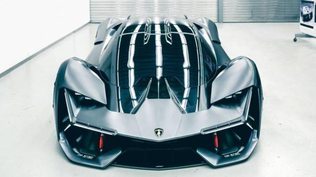 Lamborghini Terzo Millennio EV supercar concept (4)