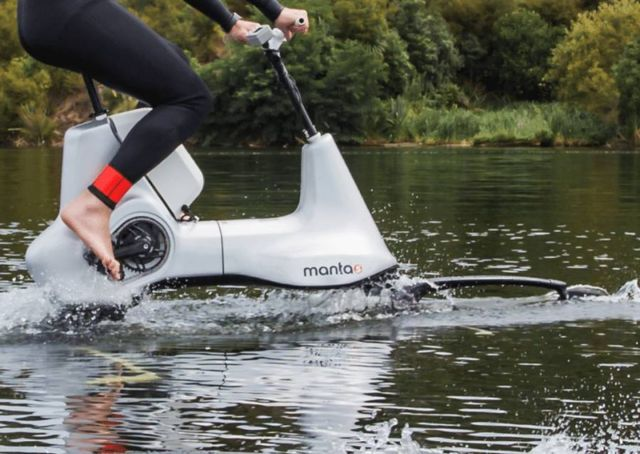 Manta5 Hydrofoil Bike (2)