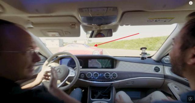Mercedes-Benz Active Brake Assist