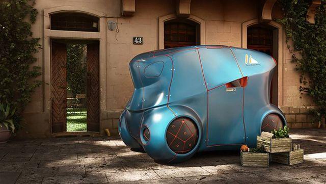 Mobuno – Urban Mobility concept (6)