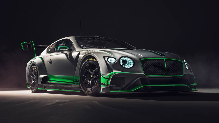 Bentley Continental GT3 race car (5)