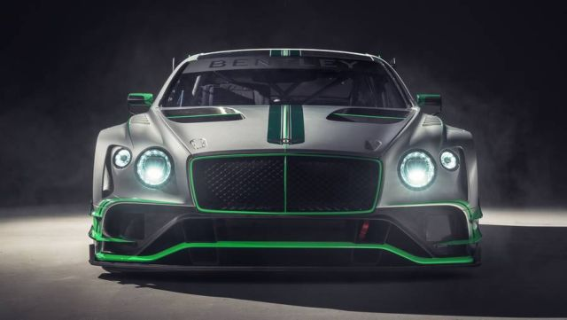 Bentley Continental GT3 race car (4)
