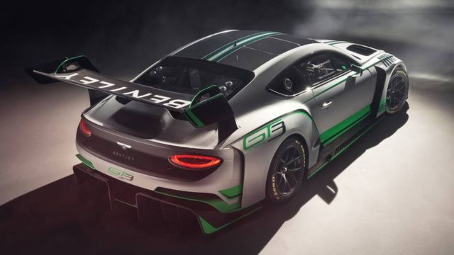 Bentley Continental GT3 race car (3)