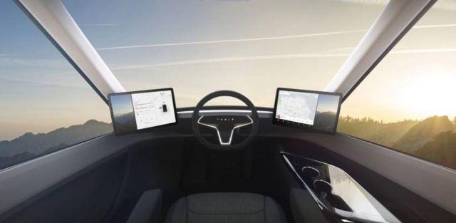 Electric Tesla Semi Truck (7)