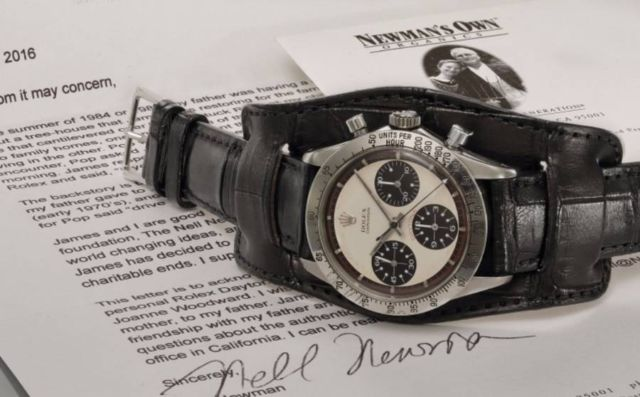 Paul Newman's Rolex Daytona watch (3)