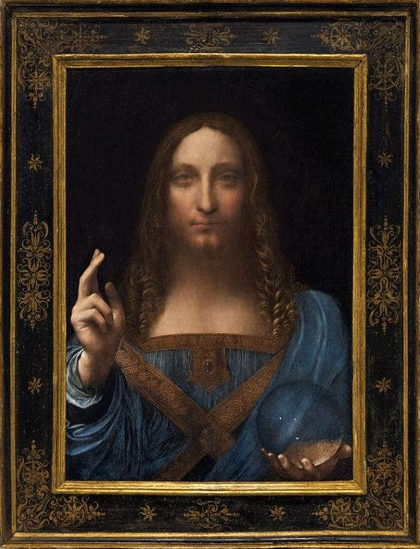 Portrait of Christ sells for a record $450.3 million