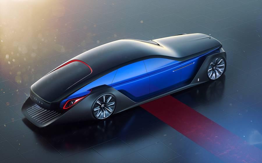 Rolls-Royce Exterion concept (7)
