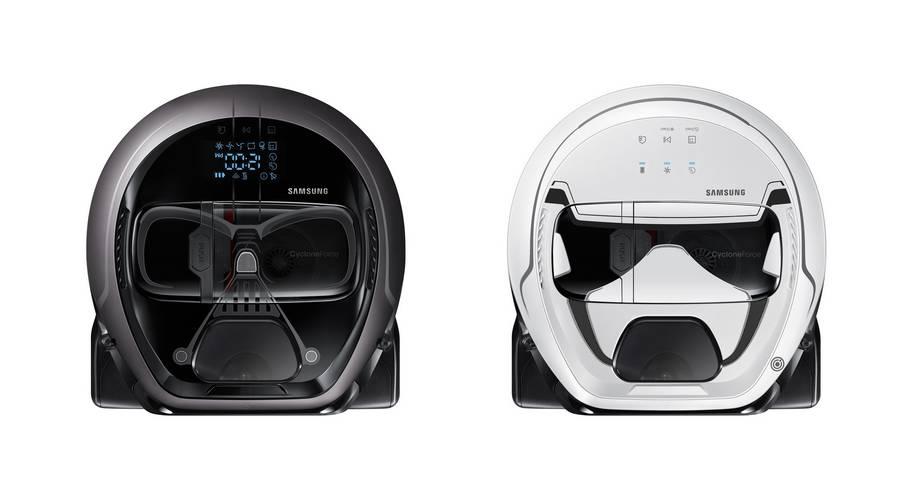 Samsung's new Robot Vacuums