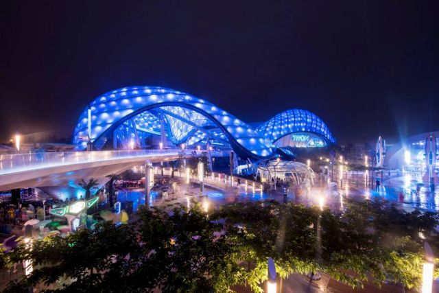Shanghai Disney Resort Tomorrowland