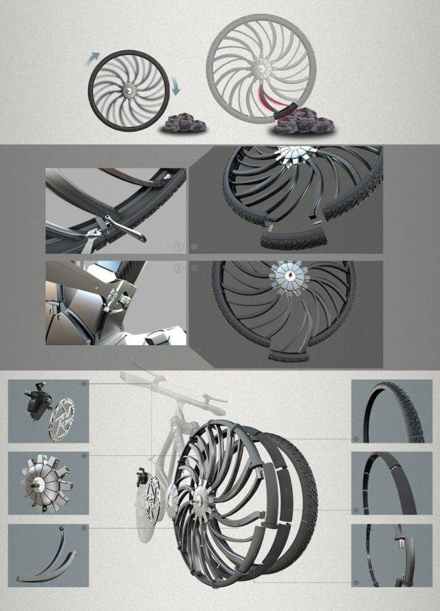 Soft Creeper new type of Bike Tires (1)