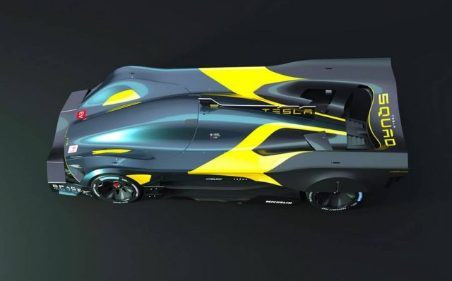Tesla Le Mans 2030 car concept (7)