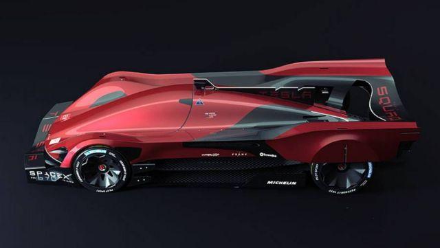 Tesla Le Mans 2030 car concept (5)
