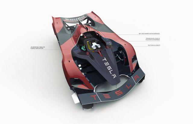 Tesla Le Mans 2030 car concept (3)