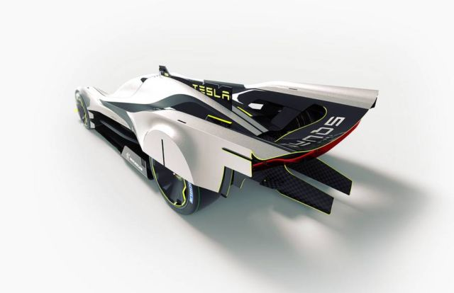 Tesla Le Mans 2030 car concept (2)