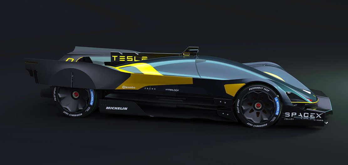 Tesla Le Mans 2030 car concept (1)