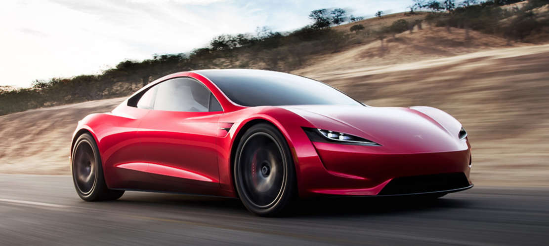 Tesla Roadster Electric supercar (1)