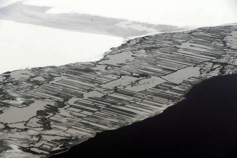 The Beauty of Ice in Antarctica