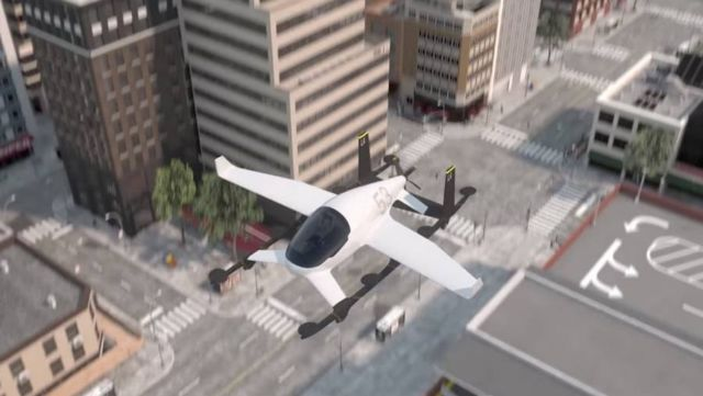 Uber gets NASA to create flying taxis (2)