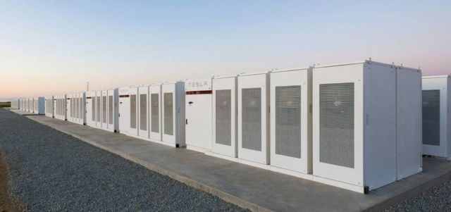 World's biggest Lithium Ion Battery