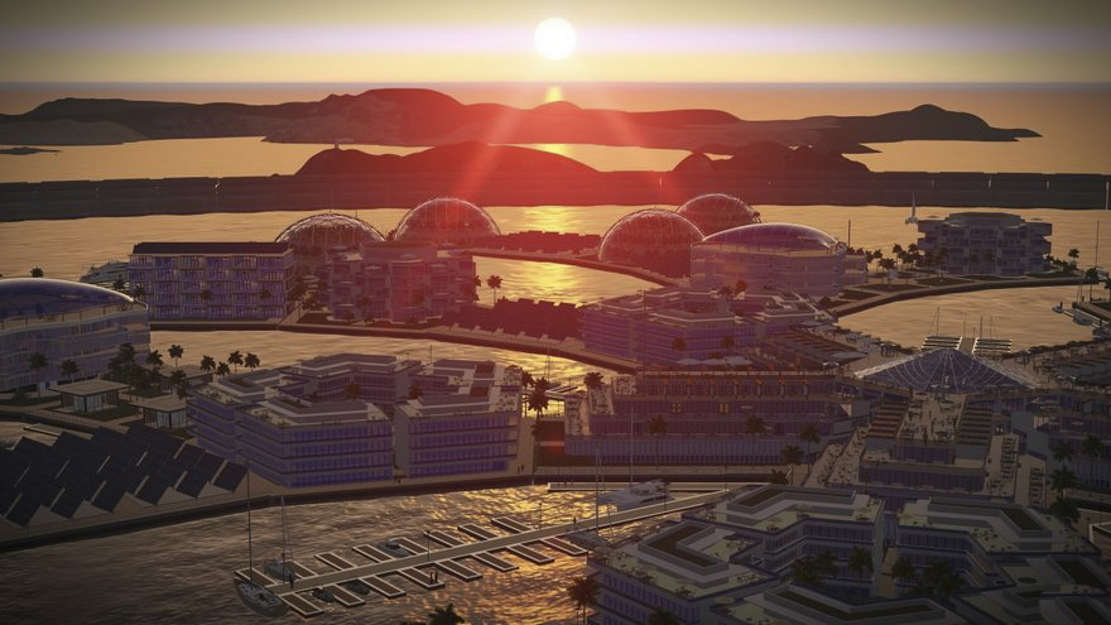 World's first Floating Nation (1)