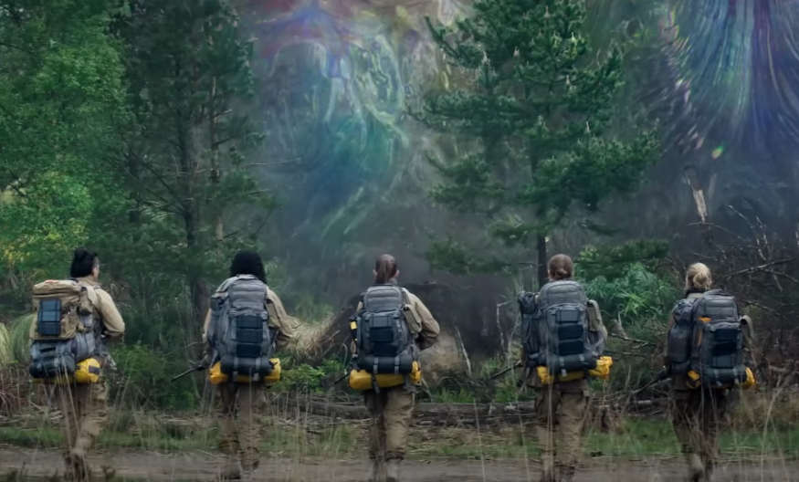 Annihilation – Official Trailer