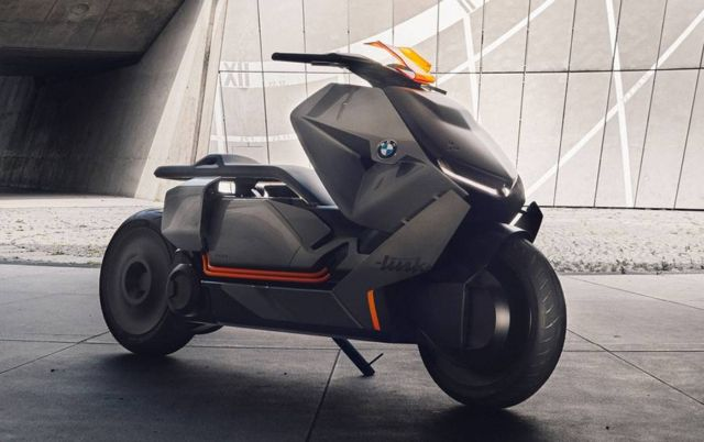 BMW Smart electric Scooter concept (3)