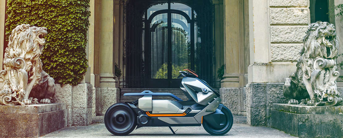 BMW Smart electric Scooter concept (1)