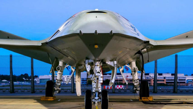 Boeing MQ25 unmanned tanker