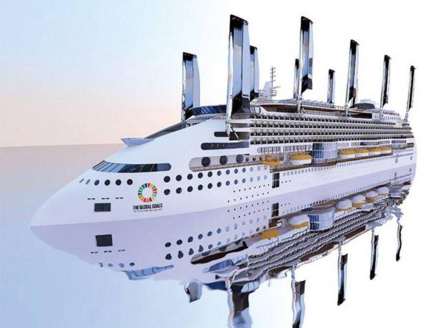 Ecoship cruise liner (8)