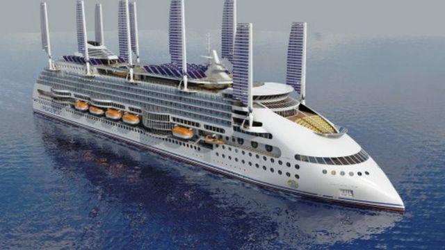 Ecoship cruise liner (7)
