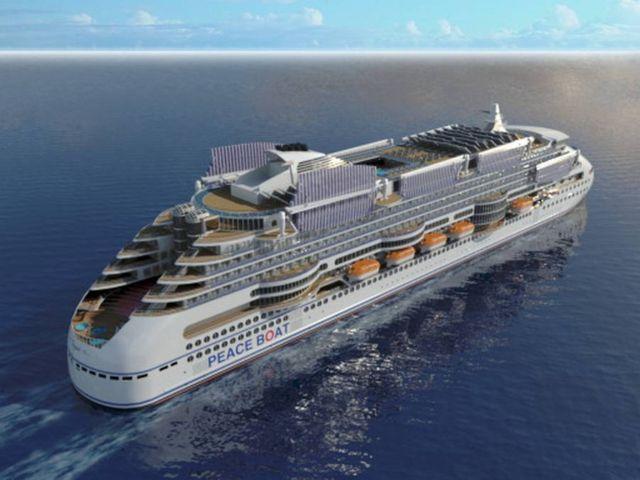 Ecoship cruise liner (4)