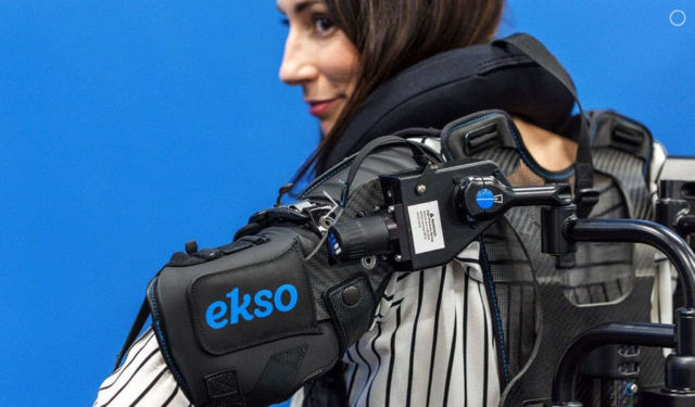 Exoskeletons can help prevent worker injury