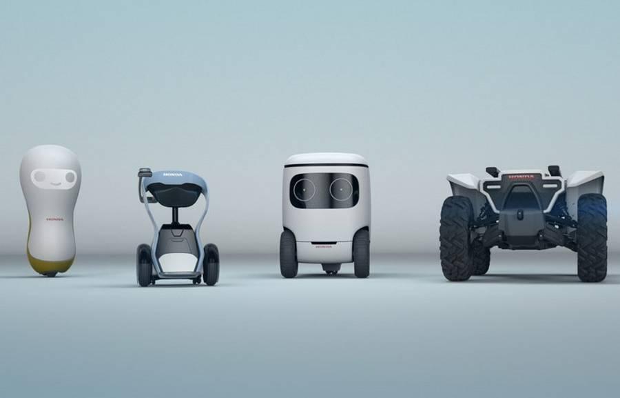 Honda's New Robotics concept
