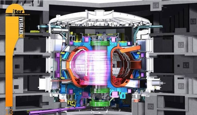 ITER - world's most complex machine (4)