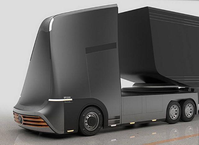 Mercedes-Benz Euro-X semi autonomous truck (5)
