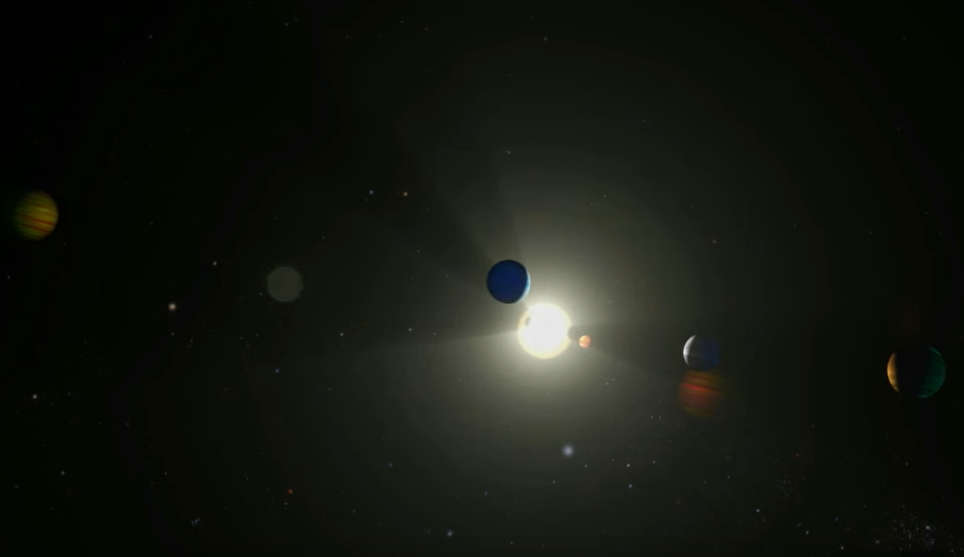 NASA finds a new Solar System as big as ours