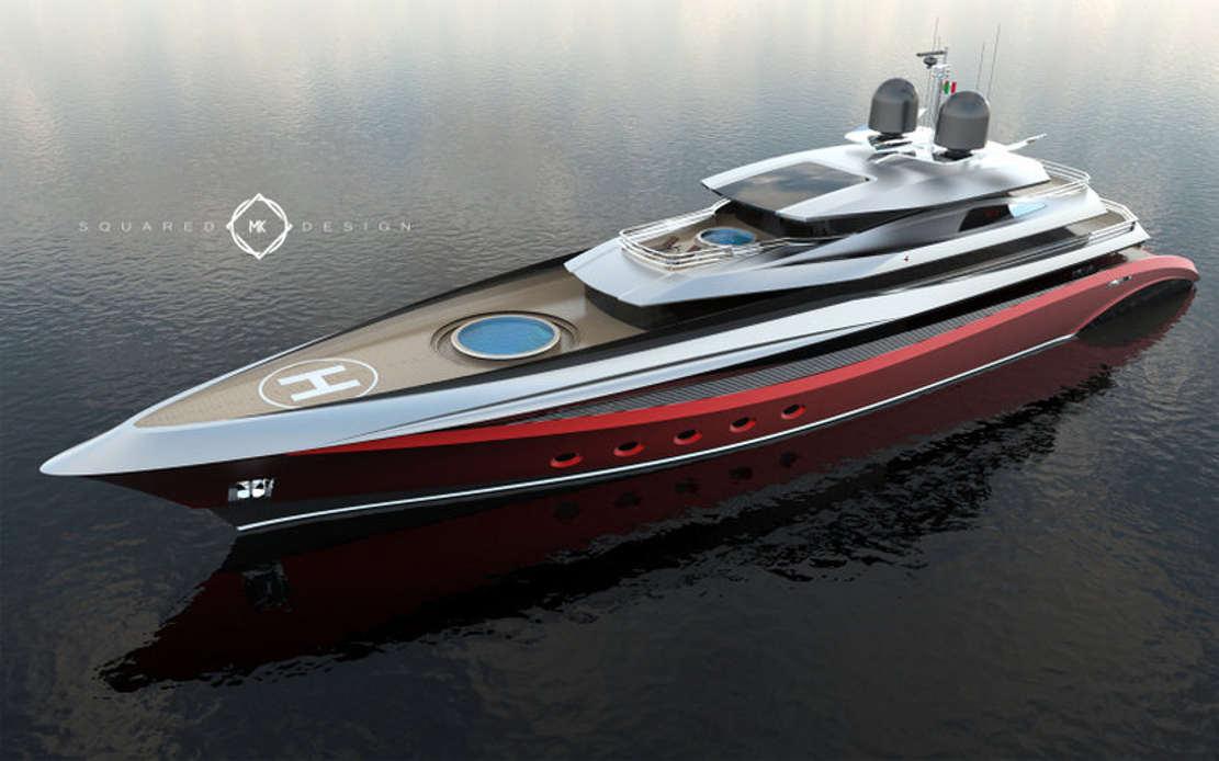 NYX 75-metres Superyacht concept (1)