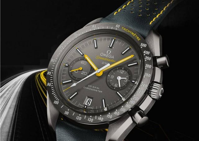 Omega Speedmaster Porsche Club of America watch