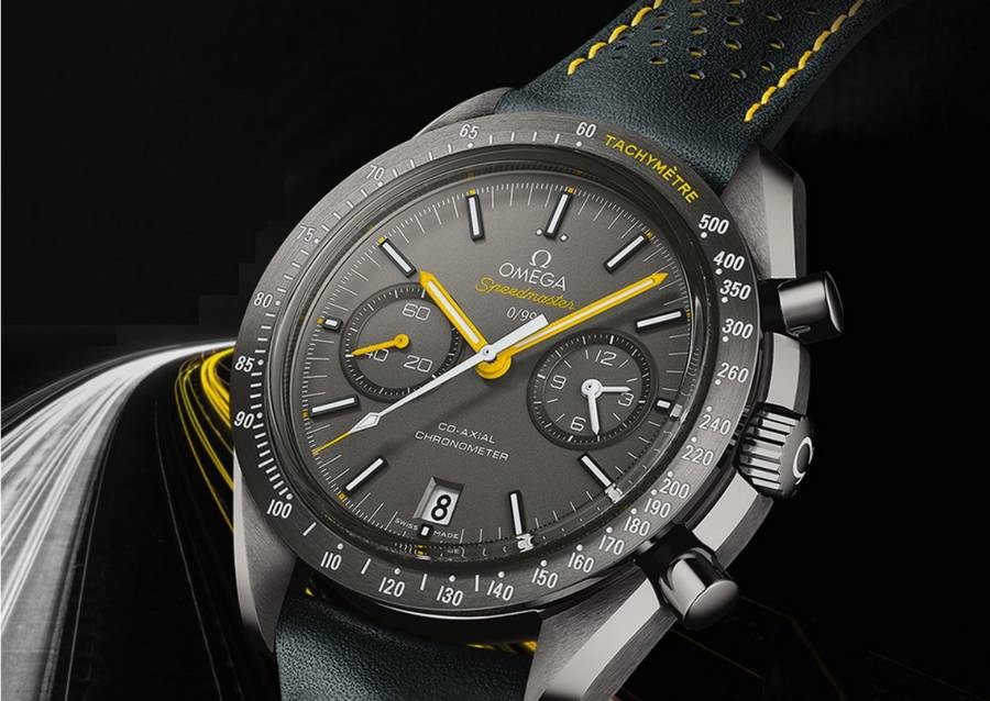 Omega Speedmaster Porsche Club of America watch (4)