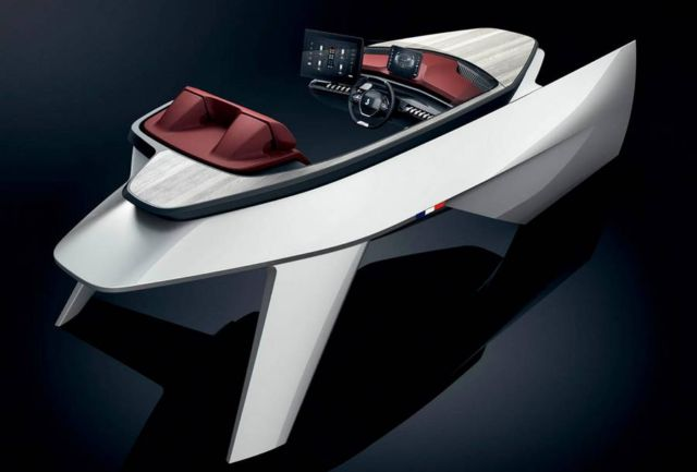 Peugeot Sea Drive concept (5)