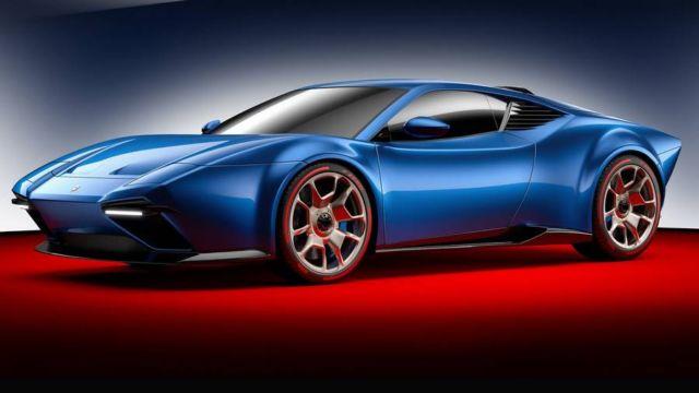 Project Panther- a Lamborghini into a DeTomaso Pantera (5)